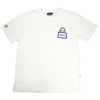 Camiseta WALLS Rolê Off White