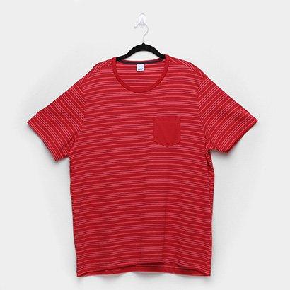 Camiseta Wee! Listrada Plus Size Masculina