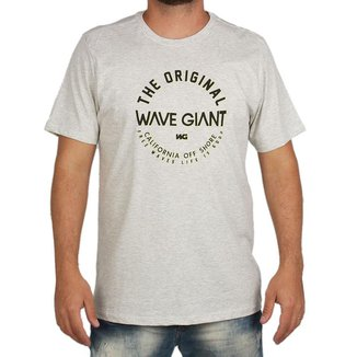 Camiseta Wg Estampada Life Wg