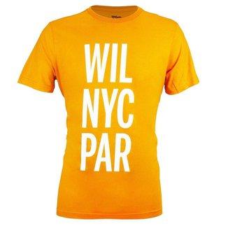 Camiseta Wil NYC Par Laranja - Wilson