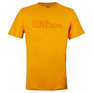 Camiseta Wilson II Laranja - Wilson