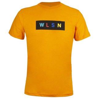 Camiseta WLSN Laranja - Wilson