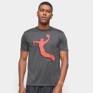 Camiseta Wunder Lifestyle Enterrada Masculina
