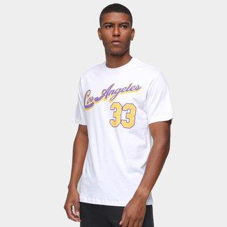 Camiseta Wunder Lifestyle Los Angeles Masculina