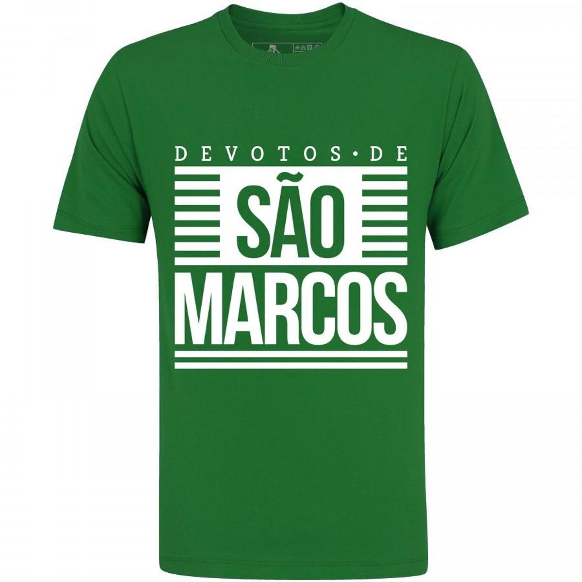 eb2a0bd79f834 Camiseta Zé Carretilha Palmeiras Devotos Masculina - Verde - Compre Agora
