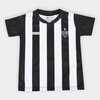 CamisetaAtlético-MG Infantil Torcida Baby