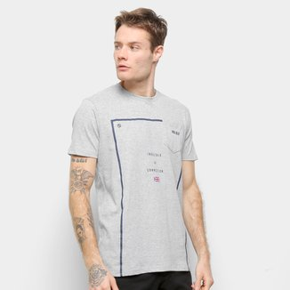 Camisetas Industrie Uk Connection Masculina