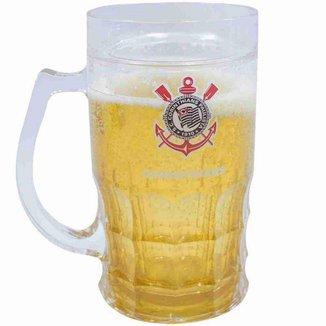 Caneca Cerveja 400ml - Corinthians