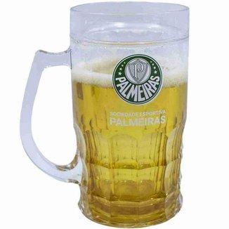 Caneca Cerveja 400ml - Palmeiras