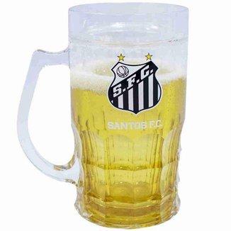 Caneca Cerveja 400ml - Santos