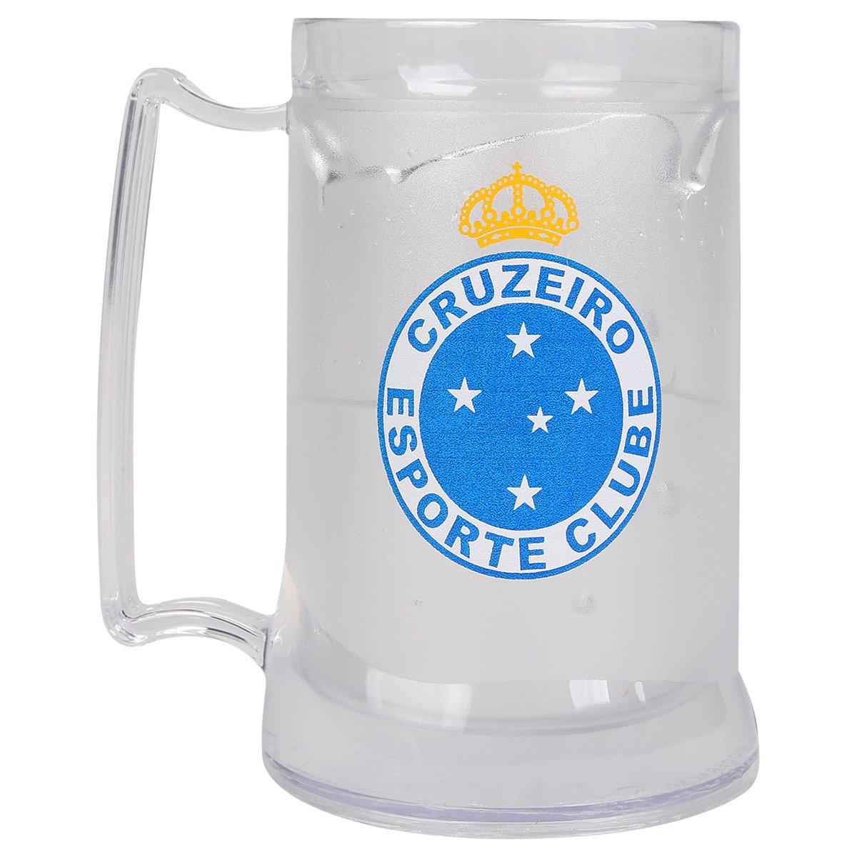 Caneca Cruzeiro Gel Incolor Escudo 400 ml - Compre Agora  842cbb660f1f2