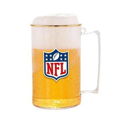 Caneca de Choop NFL Logo Acrílico 500ml - NFL