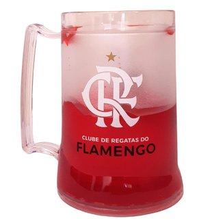 Caneca Flamengo Gel Congelante Zico 400ml Oficial