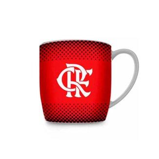 Caneca Flamengo Porcelana Urban 2 360ml UN