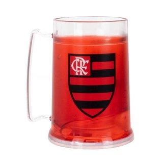 Caneca Gel Isolante Térmico 300ml - Flamengo