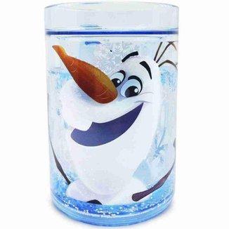 Caneca Líquido Olaf 250ml Frozen - Disney