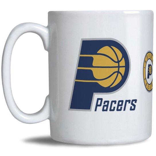 Caneca NBA Indiana Pacers - Branco