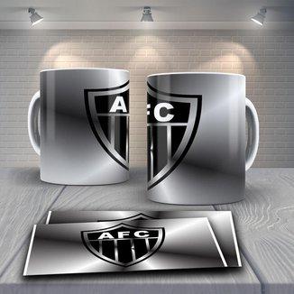 Caneca Time de Futebol Time Atlético MG Mod 2
