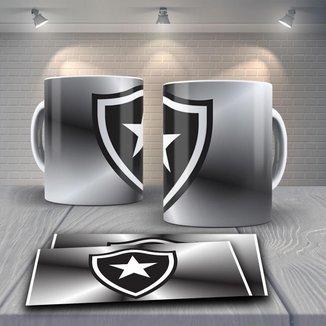Caneca Time de Futebol Time Botafogo RJ Mod 5