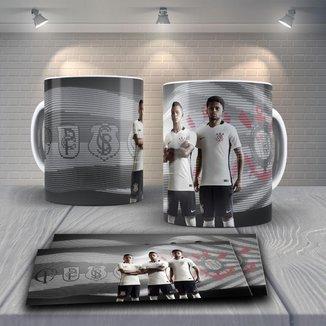 Caneca Time de Futebol Time Corinthians Mod 15