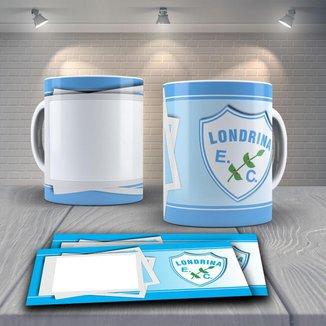 Caneca Time de Futebol Time Londrina