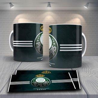 Caneca Time de Futebol Time Palmeiras Mod 3