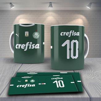 Caneca Time de Futebol Time Palmeiras Mod 6