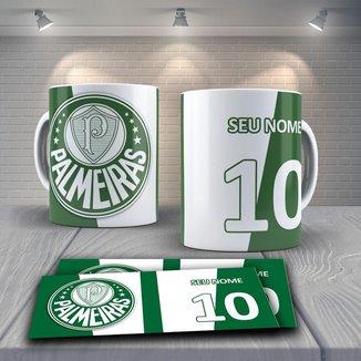Caneca Time de Futebol Time Palmeiras Mod 8