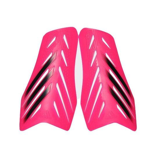 Caneleira Adidas X Club - Rosa