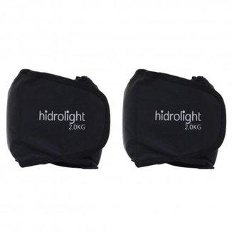 Caneleira Hidrolight Par 2x2kg