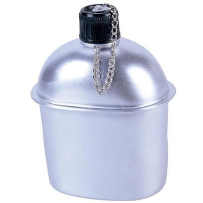 Cantil de Alumínio Camuflado 0,9 Litros