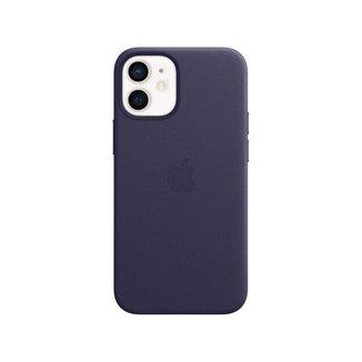Capa de Celular para iPhone 12 Mini Couro
