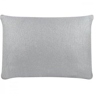 Capa De Travesseiro Malha Com Ziper Pernambucanas