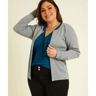 Capa Plus Size Feminina Canelada Costa Rica - 10048049467