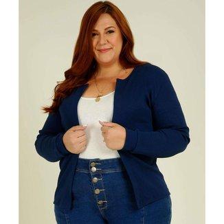 Capa Plus Size Feminina Canelada Costa Rica - 10048049511