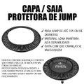 Capa / Saia De Proteção Para Molas De Mini Jump Trampolim