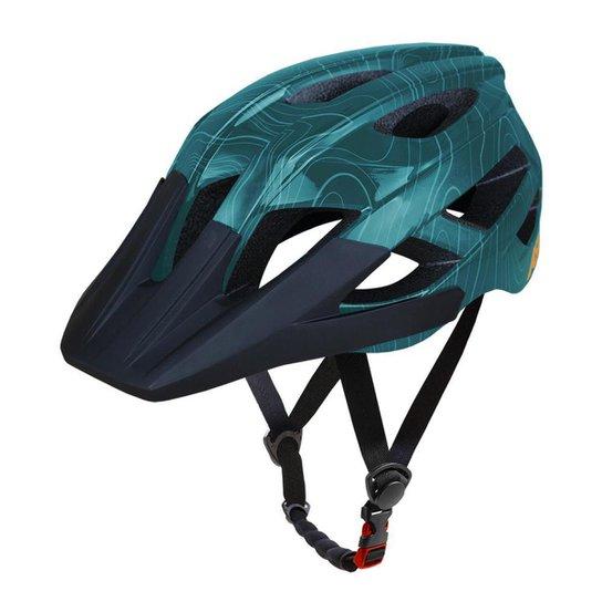 Capacete ASW Bike Accel Frontier - Verde | Netshoes