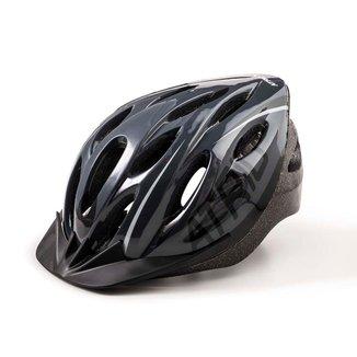 Capacete Atrio para Ciclismo MTB 2.0 com LED Traseiro 19 Entradas de Ventilação