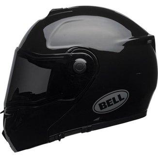 Capacete Bell SRT Modular Preto - Articulado - Preto - 56