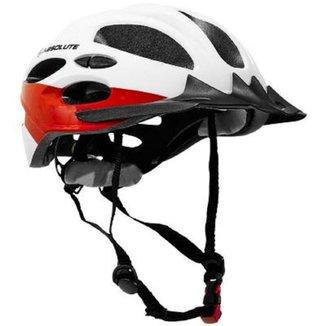 Capacete Bike Ciclimos Bicicleta GTSM1 Com Led Nero Absolute Adulto Unissex