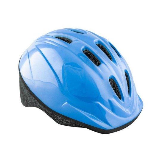 Capacete Bike Ciclismo Infantil Skate Pz - 11 Patins - Azul