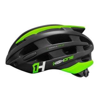 Capacete Bike High One Ciclismo Casco Mtb Led Com Viseira