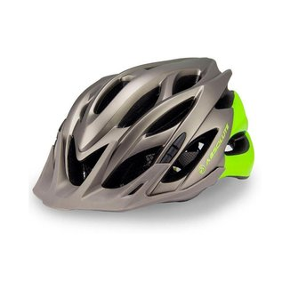 Capacete Ciclismo Absolute Wild Led Unissex