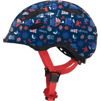 Capacete Ciclismo Abus Smiley 2.1 Kids