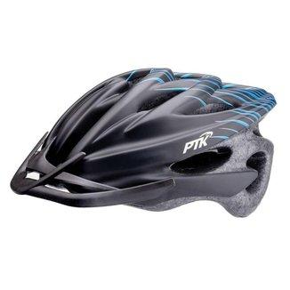 Capacete Ciclismo Adulto Resistente e Leve Bike Tamanho Regulável com Viseira