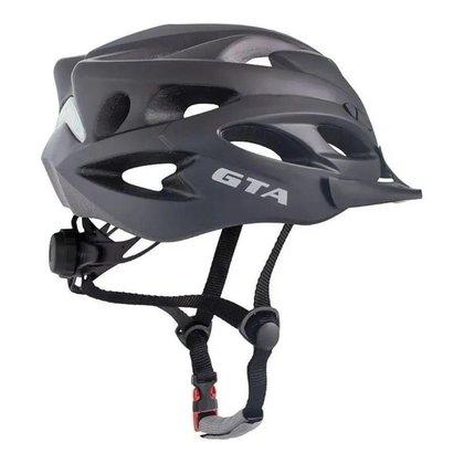 Capacete Ciclismo Bike Gta com Sinalizador led Integrado