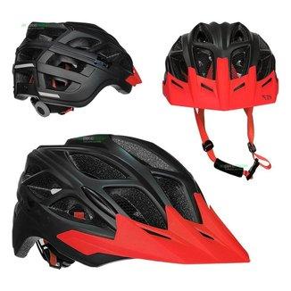 Capacete Ciclismo Bike Jet Enduro/mtb Guardian C/reg - Cores