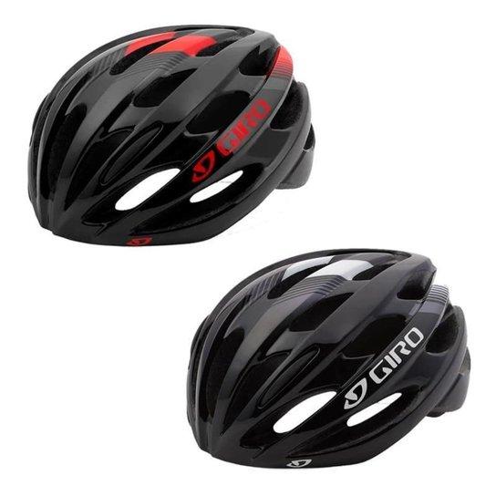 Capacete Ciclismo Giro Trinity Bicicleta Mtb Speed - Preto