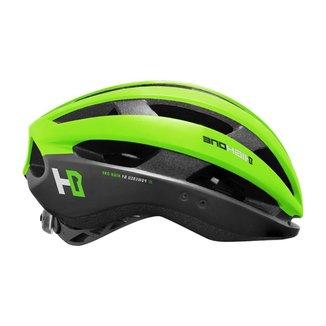 Capacete Ciclismo High One Bike MTB Speed Wind Aero Pto Vrd