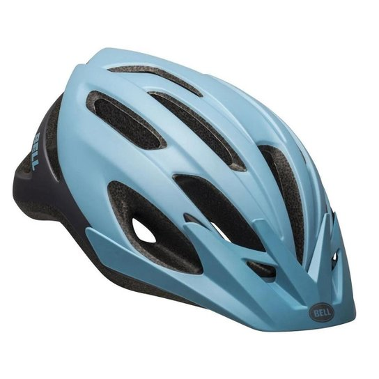 Capacete Ciclismo Mtb Bell Crest - Azul